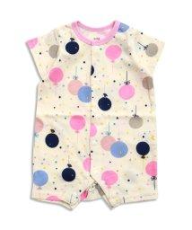 baby ampersand / F.O.KIDS MART/バルーン柄ロンパス/500122701