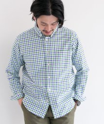 URBAN RESEARCH DOORS/Authentic OX BUTTONDOWN SHIRTS/500206344