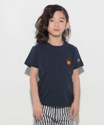 LAGOM/<Champion別注>ライオン刺繍半袖TEE/500178604