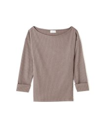 PROPORTION BODY DRESSING/《BLANCHIC》カットテレコカットソー/500208593