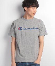 JNSJNM/【CHAMPION】ロゴプリントTシャツ/500177304