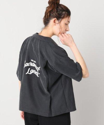 ヴィンテージライクボーリングシャツ