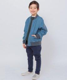 KOE/ライトオンスデニムMA‐1ジャケット/500166409