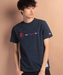 JNSJNM/【CHAMPION】マルチカラーロゴTシャツ/500177302