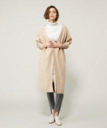 PEGGY LANA/Spring knit コート/500185540