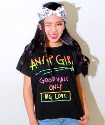 ANAP GiRL/グラデロゴらくがきTシャツ/500197160