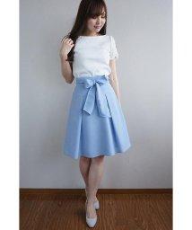 PROPORTION BODY DRESSING/カラーライクリネンスカート/500215252