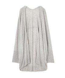 PROPORTION BODY DRESSING/《BLANCHIC》ビアンコドルマンカーディガン/500215280