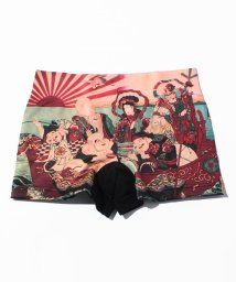 JNSJNM/【WAGOMI】浮世絵ボクサーパンツ/500194087