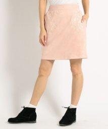 Ray Cassin /刺繍入り台形スカート/500212223