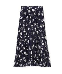 PROPORTION BODY DRESSING/<E>フラワーマキシスカート/500218319