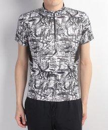 Number/ナンバー/メンズ/RUN ハーフジップ ショートスリーブTシャツ/500219540