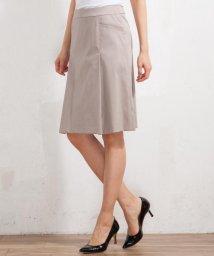 NIJYUSANKU/【スーツ】スーピマシャンブレー スカート/500220056