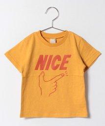 petit main/NICEロゴTシャツ/500205534