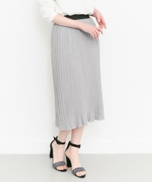 URBAN RESEARCH/【KBF】ニットプリーツスカート/500221059