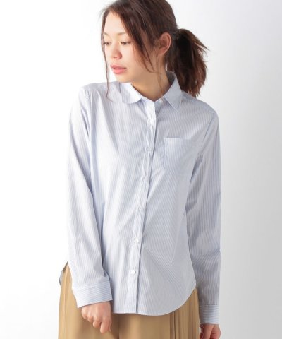 【OFUON(オフオン)】バリエーションシャツ