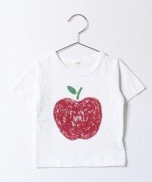 b-ROOM/フルーツプリントTシャツ/500210092