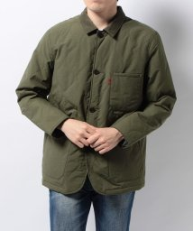 LEVI'S MEN/THERMORE ENGINEERS COAT OLIVE NIGHT/500210286