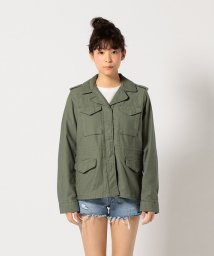LEVI'S LADY/SURPLUS JACKET BRONZE GREEN/500210325