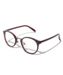 ROPE PICNIC PASSAGE/メタルブリッジボストン眼鏡/500215397