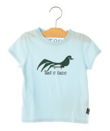 SHIPS KIDS/THE DAY:プリント TEE(100〜130cm)/500223688