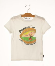 SHIPS KIDS/THE DAY:プリント TEE(145〜160cm)/500223689