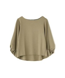 PROPORTION BODY DRESSING/《BLANCHIC》ツイルポンチカットソー/500223928