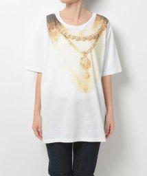 ZUCCa/<先行予約> コラージュプリント Tシャツ/500225507