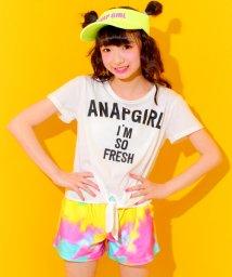 ANAP GiRL/【セットアップ対応商品】ロゴタイダイショートパンツ/500206268