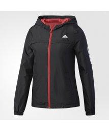 adidas/アディダス/レディス/W TEAM ウインドブレーカーフード付ジャケット/500232884