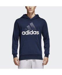 adidas/アディダス/メンズ/M ESSENTIALS リニアロゴ スウェットプルオーバーパーカー (裏毛)/500232941