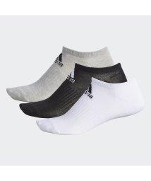 adidas/アディダス/BASIC 3P アンクルソックス/500233769