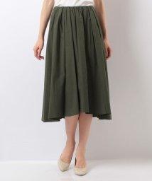 Leilian/【セットアップ対応商品】テールカットスカート/10251560N