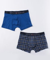 TOMMY HILFIGER MENS/【WEB限定】2ーPACK COTTON STRETCH TRUNKS/500218637