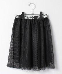 Lovetoxic/メッシュスカート/500224725