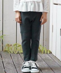 green label relaxing (Kids)/WEB限定【KIDS】 フライスパンツ フルレングス/500238123