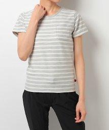 Alpine DESIGN/アルパインデザイン/レディス/胸ポケットTシャツ スラブ/500238302
