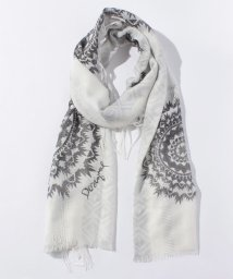 Desigual/FOULARD_RECTANGLE WHITE/500044642