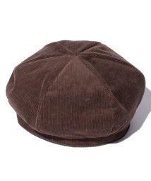 MIIA/コーデュロイベレー帽/500191686