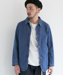 URBAN RESEARCH DOORS/D'sh Denim Coverall JACKET/500206311