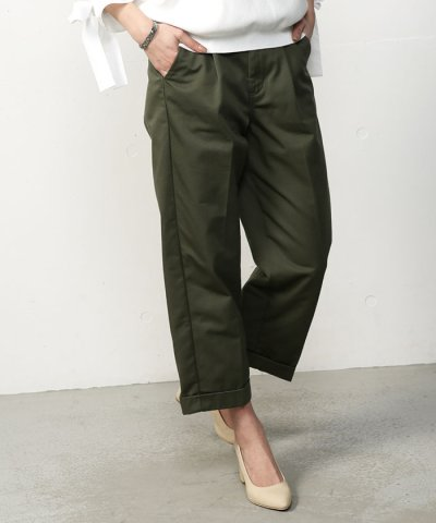 【AZUL by moussy(アズールバイマウジー)】Wrangler×AZUL TAPERED PANTS