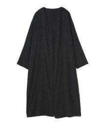 PROPORTION BODY DRESSING/《BLANCHIC》カットジャガードコート/500239858