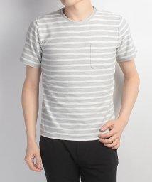 Alpine DESIGN/アルパインデザイン/メンズ/胸ポケットTシャツ スラブ/500240639