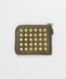 URBAN RESEARCH/THE UNION×UR Nylon Studs Half Wallet/500242469