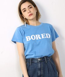 AZUL by moussy/20/ 綿天竺BORED T/500209086
