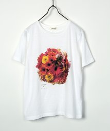 FREAK'S STORE/FUGA/フーガ 別注Tシャツ ガーベラ/500242745