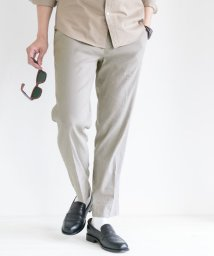 URBAN RESEARCH DOORS/【予約】Stretch Linen Trousers/500248561
