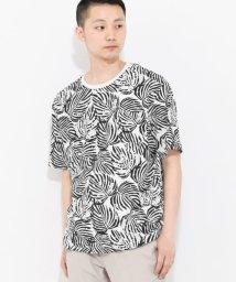 SENSE OF PLACE/ボタニカルポケTシャツ(半袖)/500249104