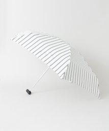 RODE SKO/UV機能付雨傘 ダブルストライプ/500249243