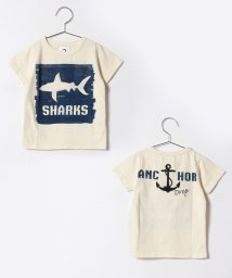 JEANS‐b2nd/sharksTシャツ/500227027